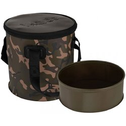 Fox Aquos Camolite Bucket and Insert 17 L