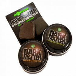 Korda Dark Matter Tungsten Putty Gravel Brown