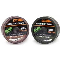 Fox Edges Coretex Matt Coretex Matt - Weedy Green - 20m -...
