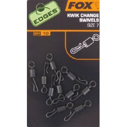 Fox Edges Kwik Change Swivels Gr. 7