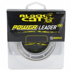 Black Cat Power Leader 50kg / 110lbs - 20m