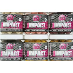 Mainline High Impact Pop Up Boilies 15mm Banoffee