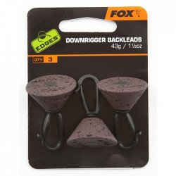 Fox Edges Downrigger Back Leads 43g