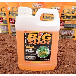Solar Mega Big Shot Liquid Pineapple