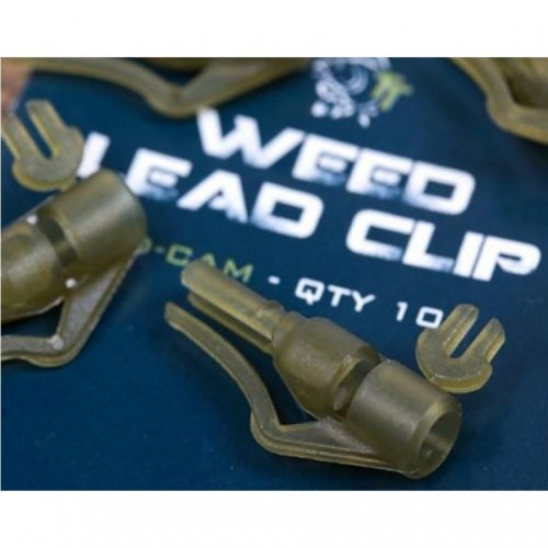 Nash Weed Lead Clips