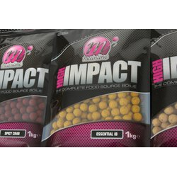 Mainline High Impact Boilies 15mm Banoffee