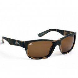 Fox Chunk Camo Frame/Brown Lens Sunglasses