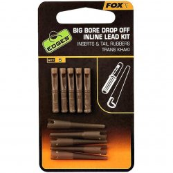 Fox Edges Big Bore Drop Off Inline Lead Kit