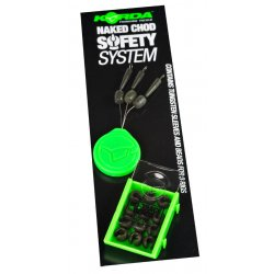 Korda Naked Chod Safety System - Complete Set