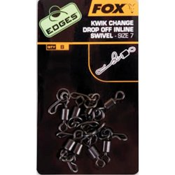 Fox Edges Kwik Change Inline Swivel