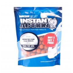Nash Bait Instant Action Monster Crab 1Kg