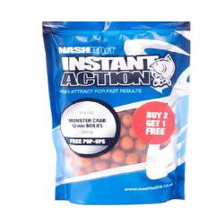 Nash Bait Instant Action Monster Crab 1Kg 20mm