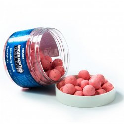 Nash Bait Instant Action Pop Ups Strawberry Crush 18mm