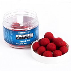 Nash Bait Instant Action Pop Ups Squid & Krill