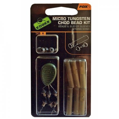 Fox Edges Micro Chod Bead Kit