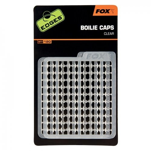 Fox Edges Boilie Caps Clear