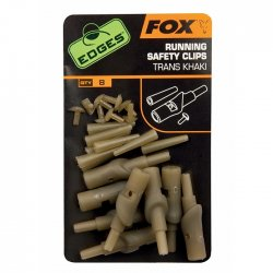 Fox Edges Running Safety Clips