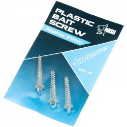 Nash Plastic Bait Screw 21mm