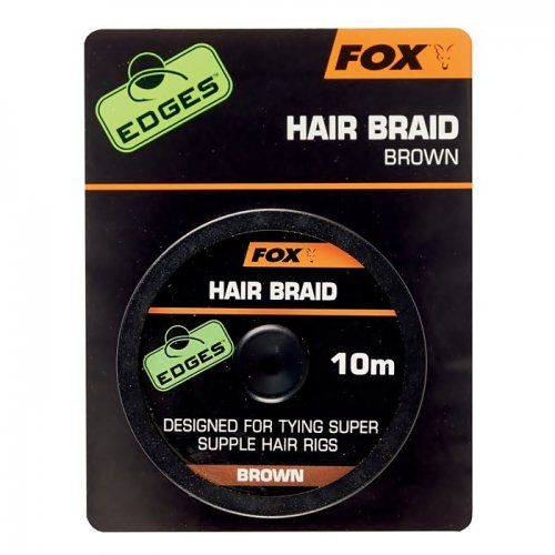 Fox Edges Hair Braid