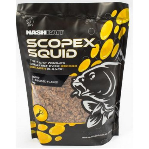 Nash Bait Scopex Squid Stabilised Flake