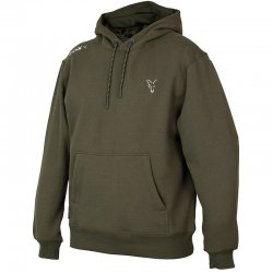 Fox Collection Green Silver Hoodie