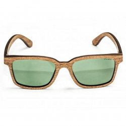 Nash Timber Sunglasses Green