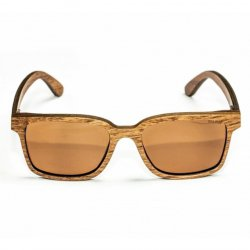 Nash Timber Sunglasses Amber