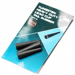 Nash Tungsten Heavy Duty Lead Clip Tail Rubber