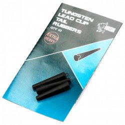 Nash Tungsten Lead Clip Tail Rubber