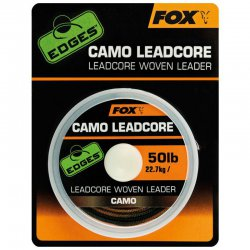 Fox Edges Camo Leadcore 50 lb 7m