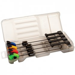 Fox Mk3 Swinger Presentation Set 4 Rod - Black Finish