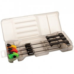 Fox Mk3 Swinger Presentation Set 3 Rod - Black Finish