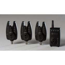 Carp Sounder AGE ONE Funkbissanzeiger 3+1 Set