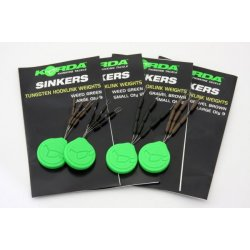 Korda Sinkers Brown Gr. Small