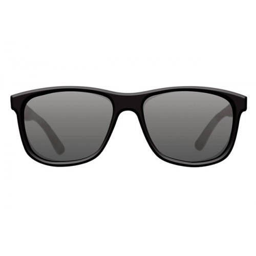 Korda Classics Sunglasses - Matt Black Shell / Grey Lens