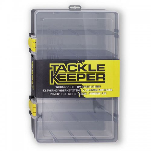 Black Cat Tackle Keeper S36 Flach