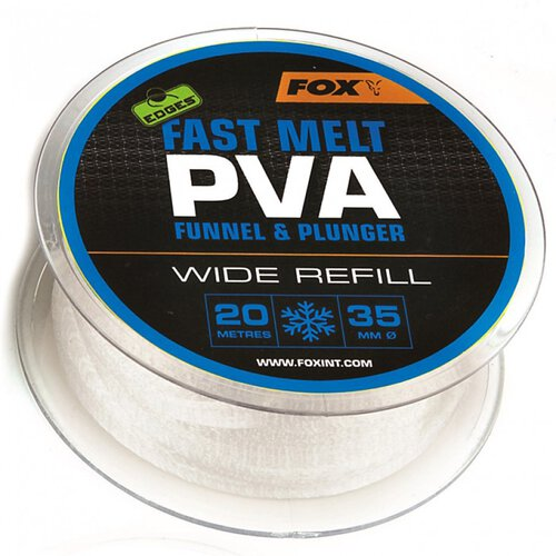 Fox Edges PVA Mesh Refill Fast Melt 20m