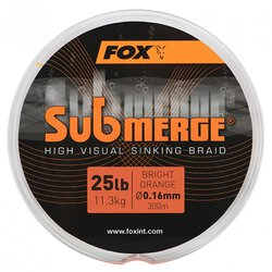 Fox Submerge High Visual Sinking Braid 300m