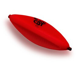 Black Cat Darter U-Float neon rot